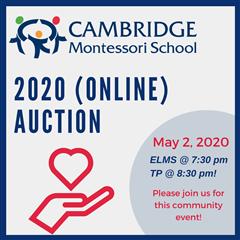 2020 CMS virtual auction may 2020