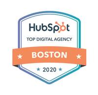 hubspot 2020 top digital agency