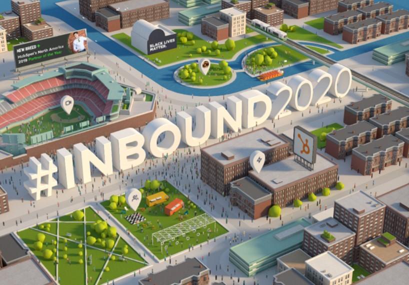 inbound 2020 Hubspot Conference